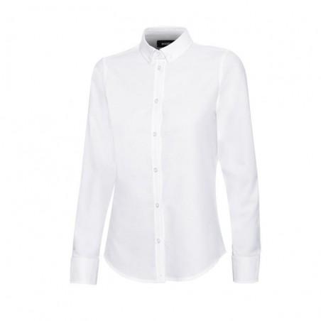 Oxford Long Sleeves Women's shirt 405005S