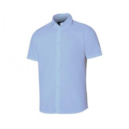 Denim shirt Short Sleeves Men 405008