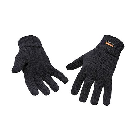 Knitted glove with Insulatex GL13 liner