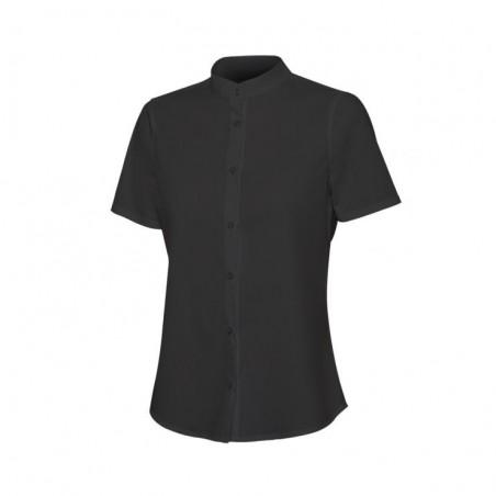 Stretch shirt Short Sleeves Women 405014S