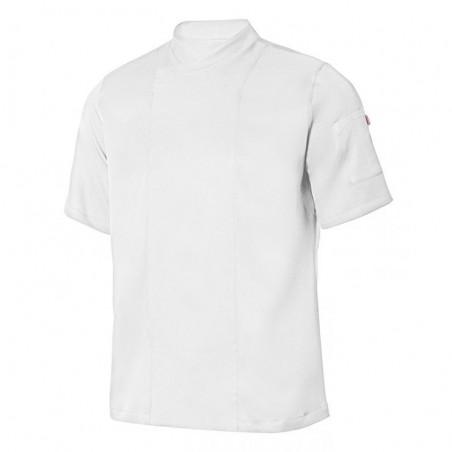 Microfiber Chef Jacket Short Sleeves 405209