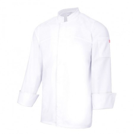 100% Cotton Chef Jacket Long Sleeves 405208A