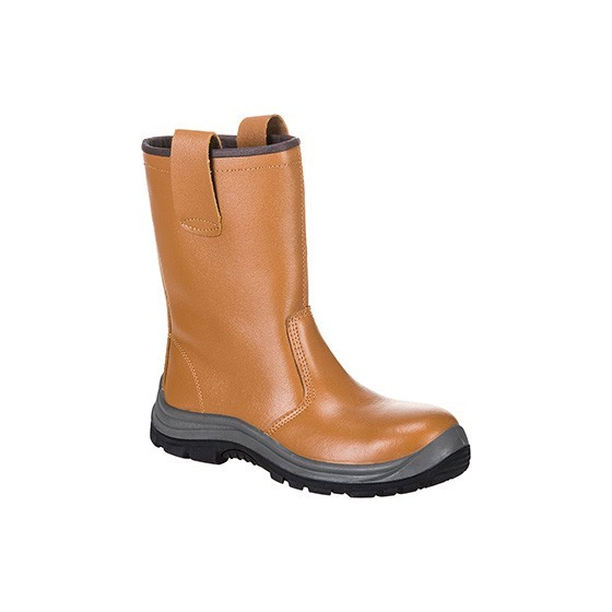 Steelite Rigger Boot S1P (Unlined) FW06