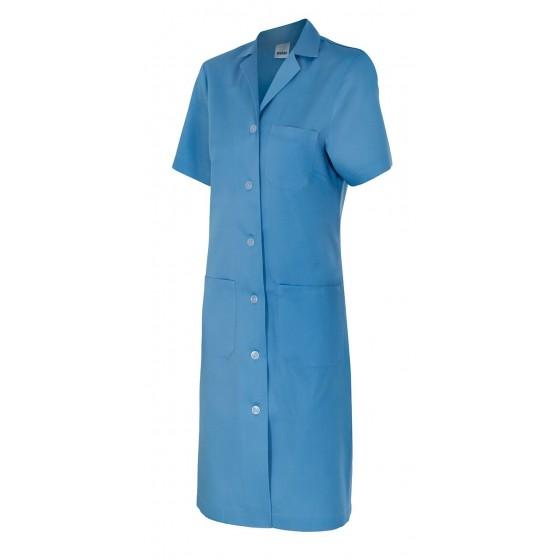 Women's Short Sleeve Gown
