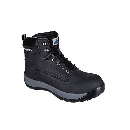 Steelite Constructo Nubuck Boot S3 HRO FW32 Black