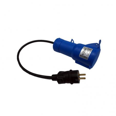 6-12A Household Socket Adapter - EV Portable SAE J1772