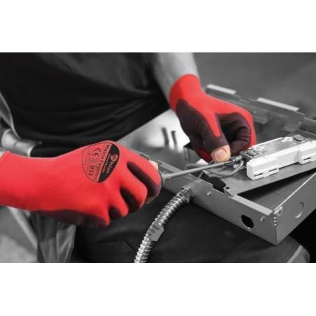 Gloves Matrix Fingerless 933