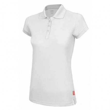100% Polyester Short Sleeves Women's Polo 405503