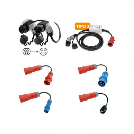Type 1 Portable Electric Vehicle Charging Kit (SAE J1772)