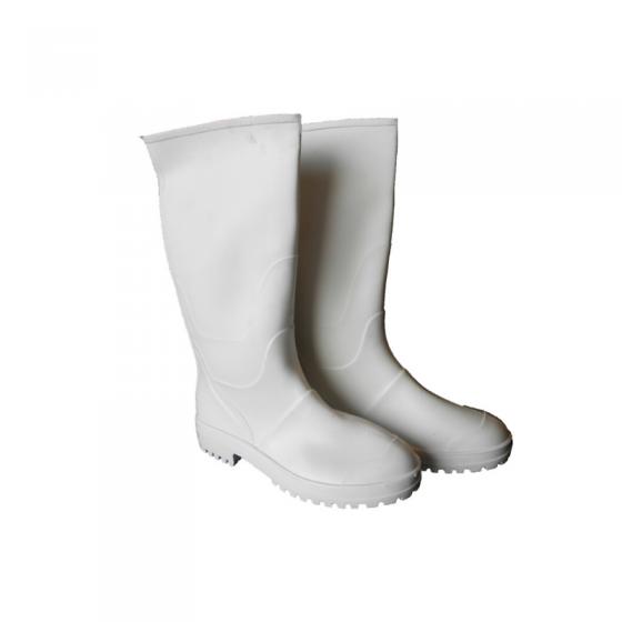 Pvc Boot With Steel Toecap