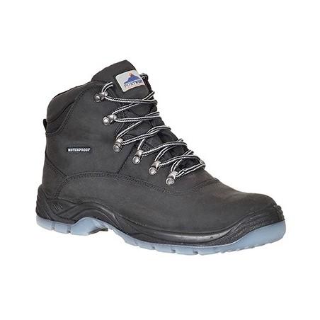 Steelite All Weather Boot S3 FW57 Black