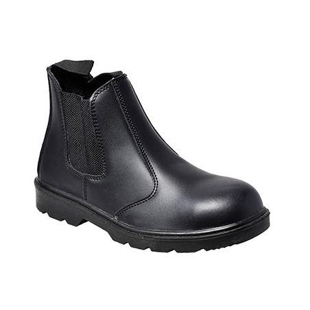 Steelite Dealer Boot S1P FW51 Black