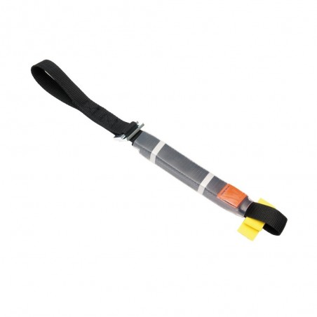 D13a - End of Compulsory Cycle Track