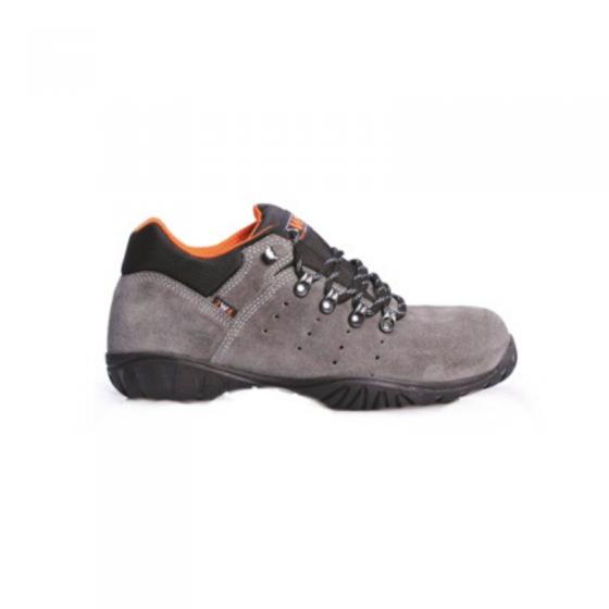 Toworkfor Wood Shoe S1P