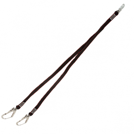 High visibility padded waistcoat