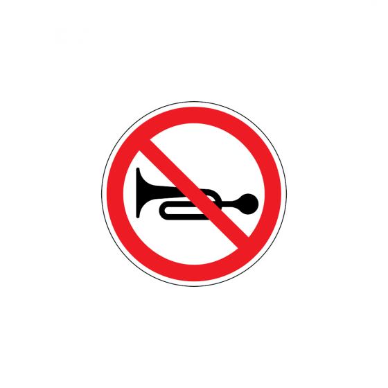 Water extinguishing agent signal