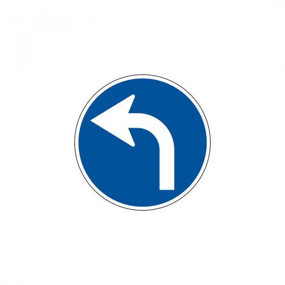 Signal Fire fighting equipment location arrow
