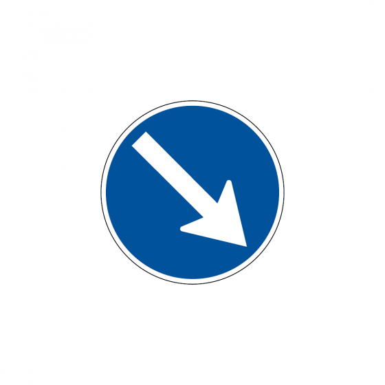 Fire door sign, do not obstruct the surrounding space