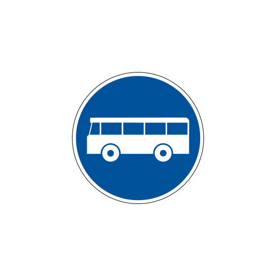 Sign for children in the lift only accompanied