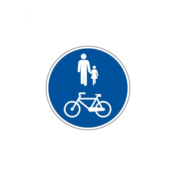 Gas shut-off valve signal in case of emergency