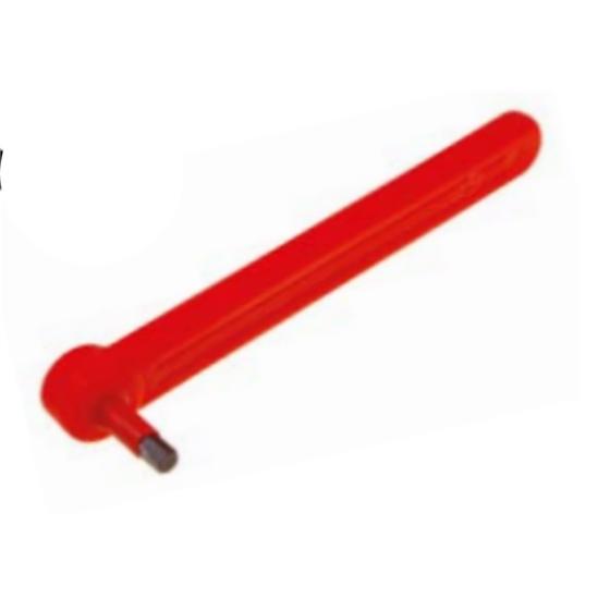 Local gas cut-off signal in case of emergency