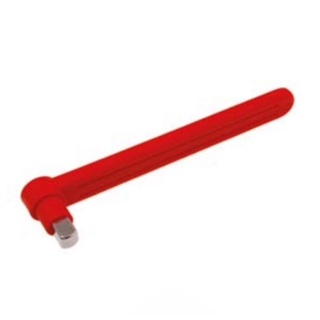 Main switchboard sign with right arrow