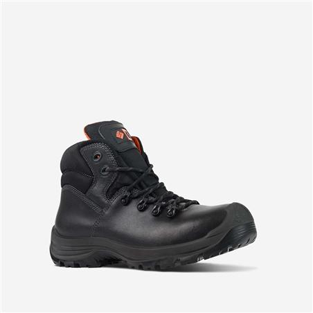 Two-tone Half Zip Sweatshirt