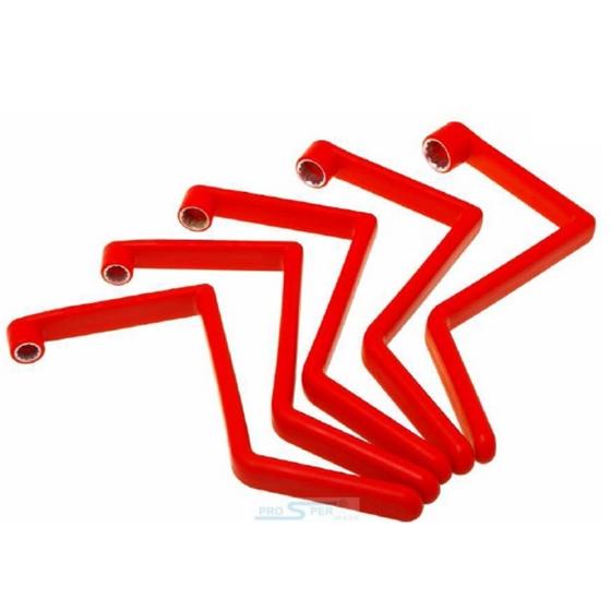 Two-colour Multi-pocket Shorts