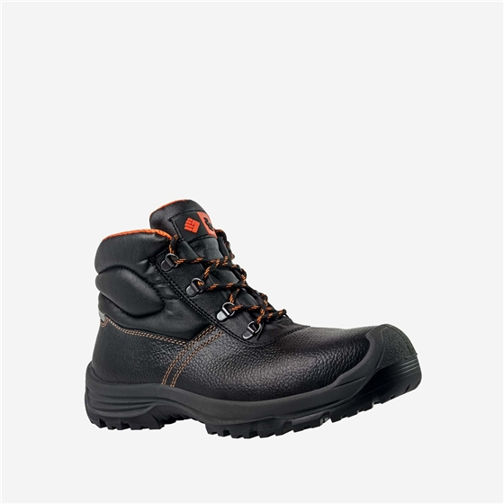 Sign with the number five