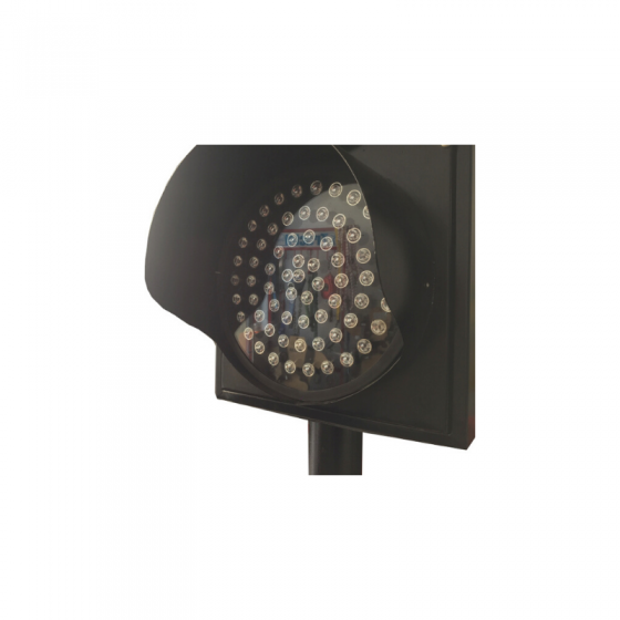 Temporary Traffic Lights for LED and Solar Energy Works (2 Units)