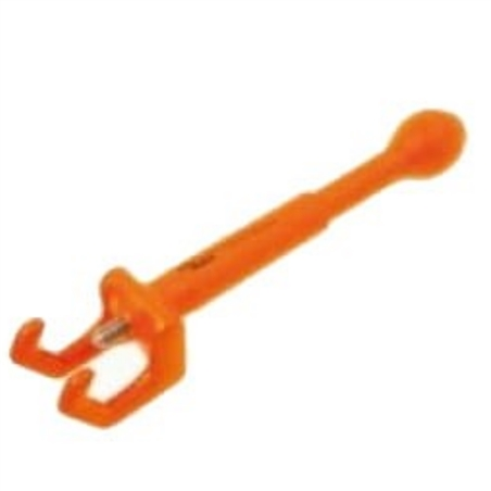 Black Road Beacon with Reflective Screen