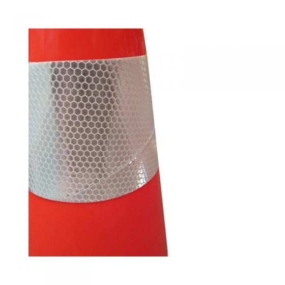 Cone Laranja Com Tela Reflectora Prosafe