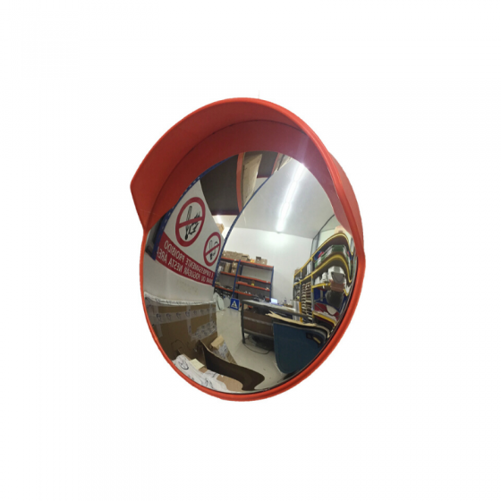 Espelho Parabólico Convexo Em Acrílico