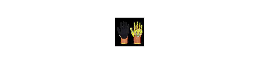 Anti-impact gloves